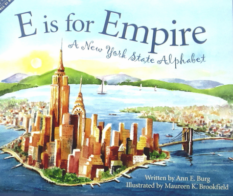 E is for Empire Book Cover
