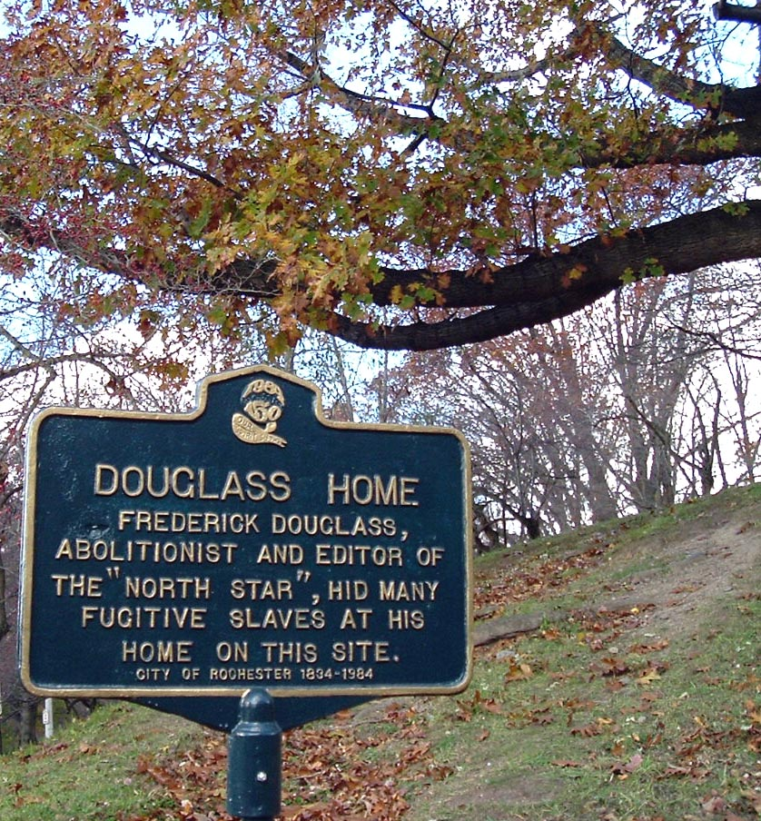 Douglass Plaque