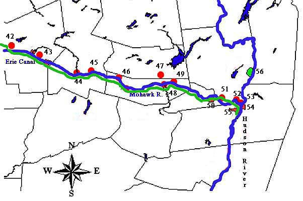 Mohawk Valley Map