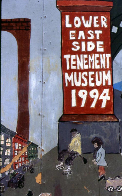 Lower East Side Tenement Museum